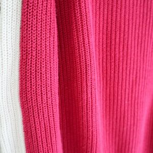 Urban Outfitters Sweaters - Urban Outfitters Two-Toned Pink Sweater
